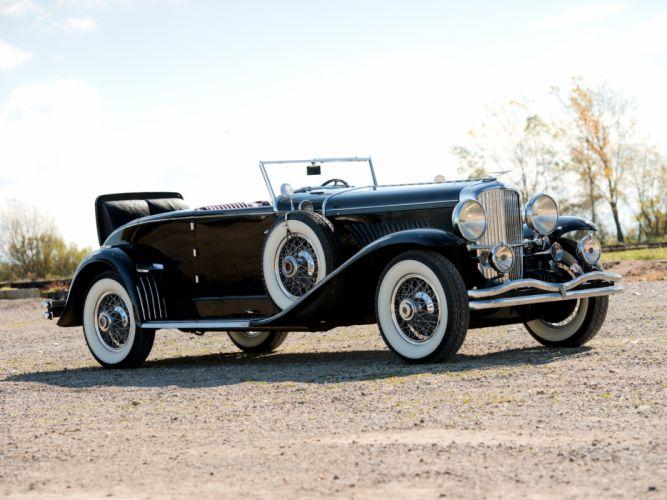 1930 Duesenberg J357-2388 Convertible Coupe by Murphy SWB luxury retro dq wallpaper