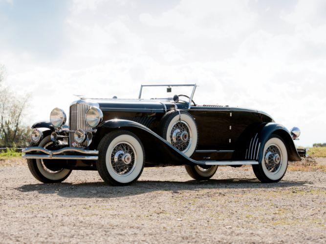 1930 Duesenberg J357-2388 Convertible Coupe by Murphy SWB luxury retro s wallpaper