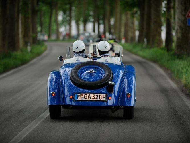 1936 BMW 328 Roadster retro h wallpaper