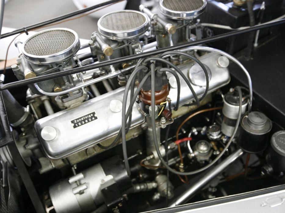 BMW Roadster Retro Engine G Wallpaper X - Bmw 328 engine