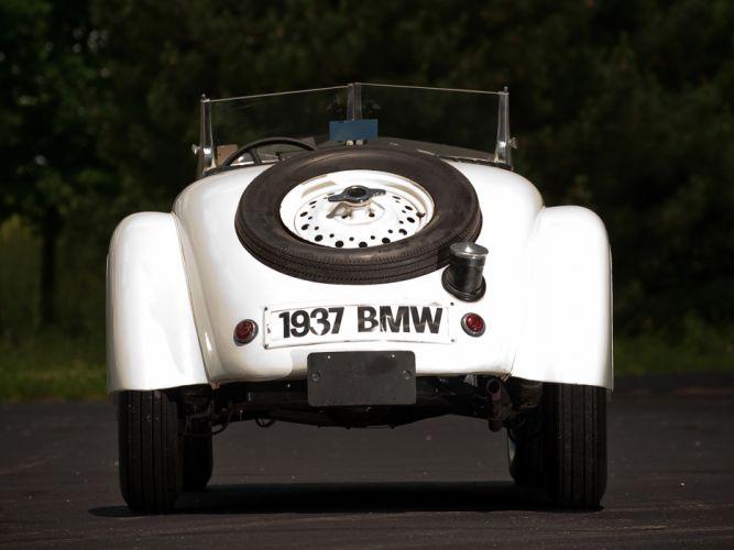 1937 BMW 328 Roadster retro h wallpaper