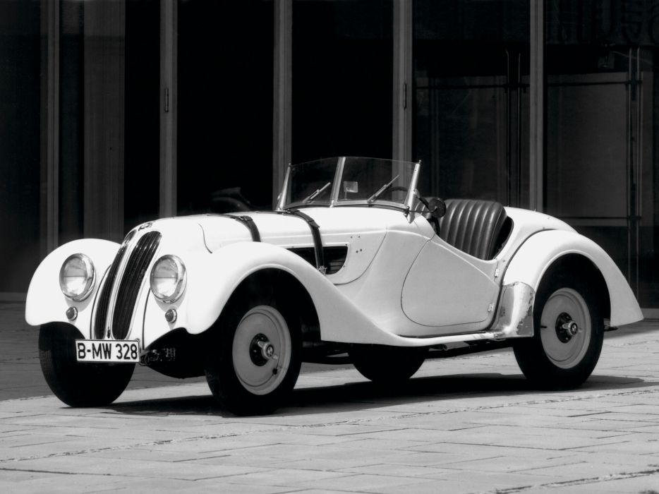 1937 BMW 328 Roadster retro    y wallpaper
