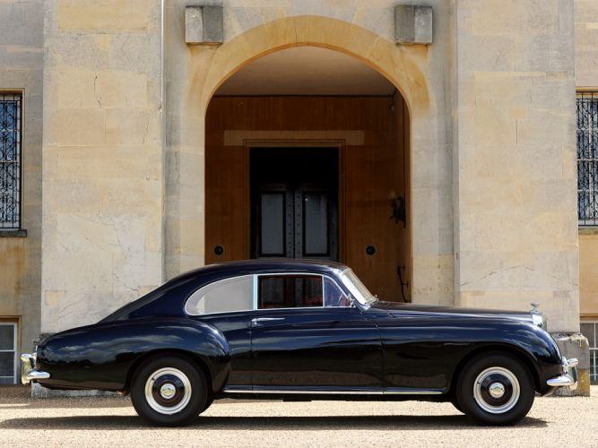 1953 Bentley R-Type Continental Fastback retro luxury t wallpaper