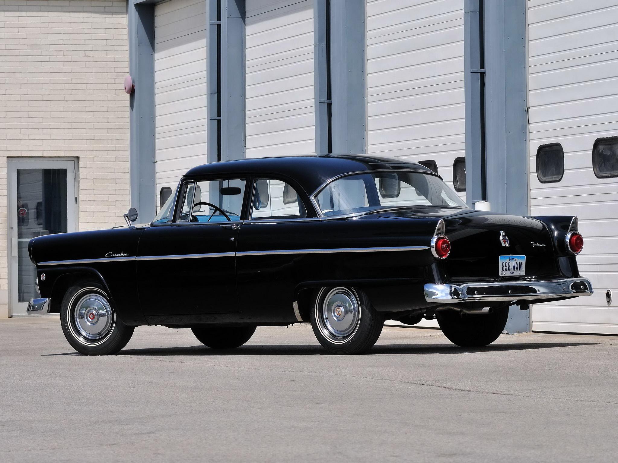 1955 ford customline 2 door sedan 70b retro d wallpaper for 1955 ford customline 4 door
