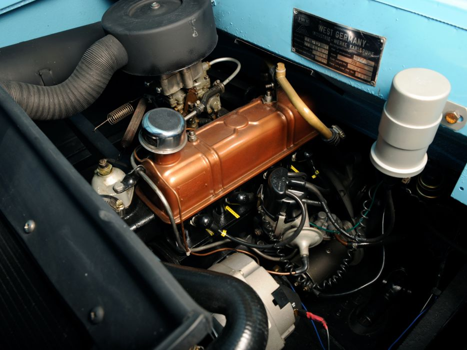 1961 Amphicar 770 Convertible amphibious classic boat ship engine     f wallpaper