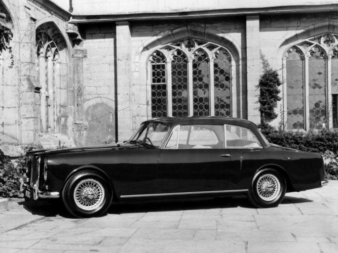 1963 Alvis TF21 luxury classic f wallpaper