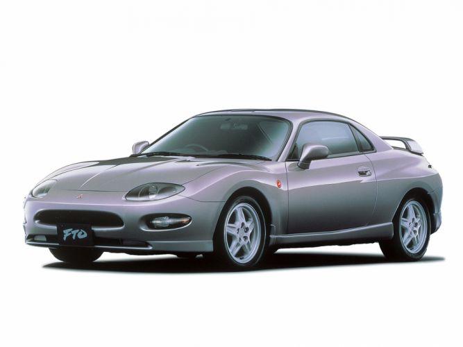 1994 Mitsubishi FTO g wallpaper
