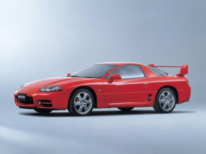 1998 Mitsubishi 3000GT supercar g wallpaper
