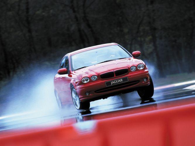 2002 Jaguar X-Type Sport luxury f wallpaper