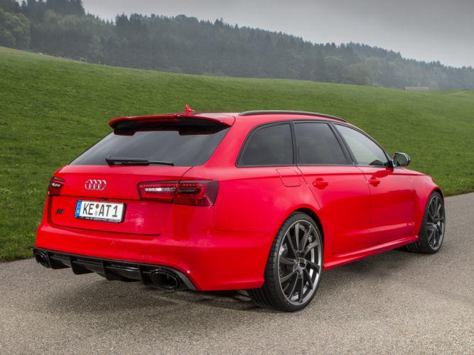 2013 ABT Audi RS6 Avant (4GC7) stationwagon tuning r wallpaper