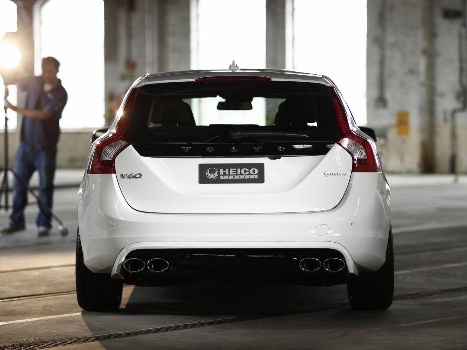 2013 Heico-Sportiv Volvo V60 stationwagon tuning   ds wallpaper
