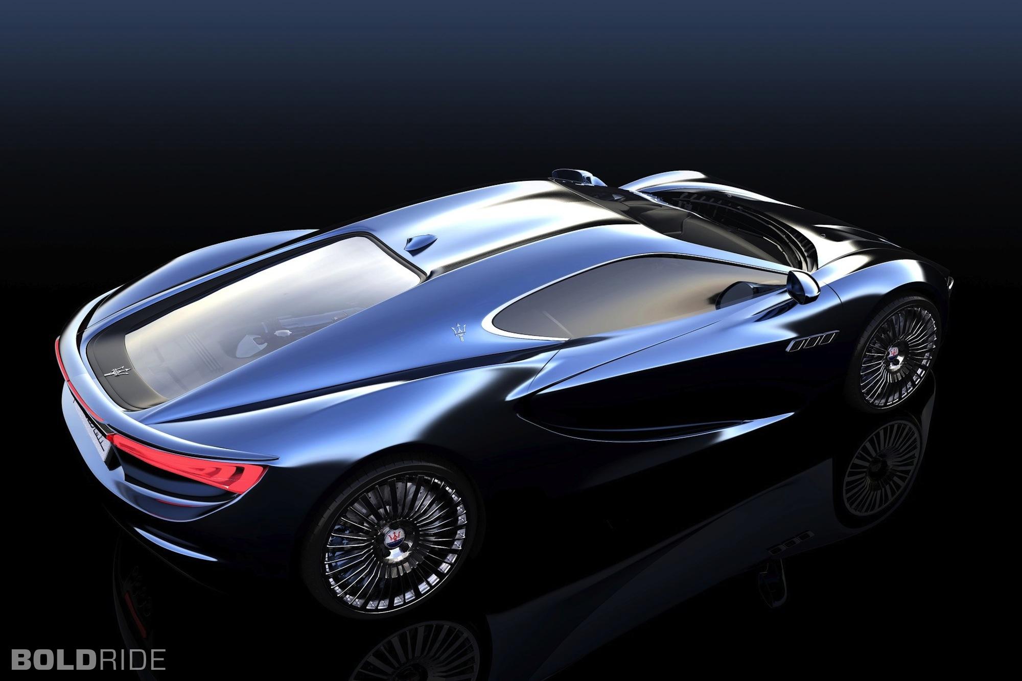2013 Maserati Bora Concept by Alex Imnadze supercar h ...