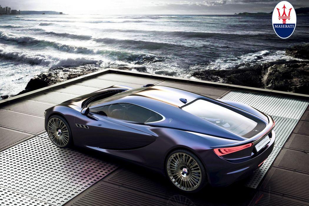 2013 Maserati Bora Concept by Alex Imnadze supercar gc ...