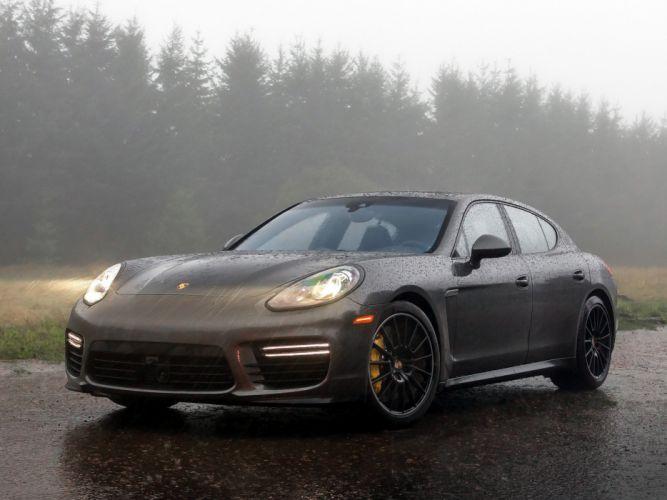 2013 Porsche Panamera GTS US-spec (970) g wallpaper