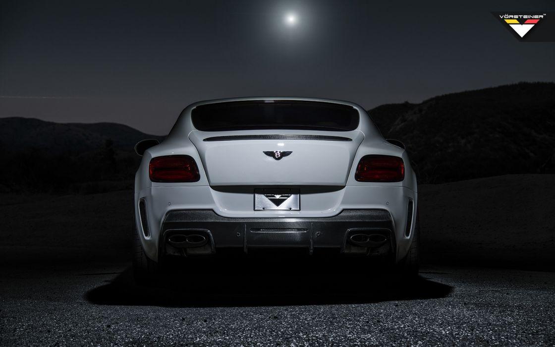 2013 Vorsteiner Bentley Continental GT BR10-RS luxury supercar tuning g-t   f wallpaper