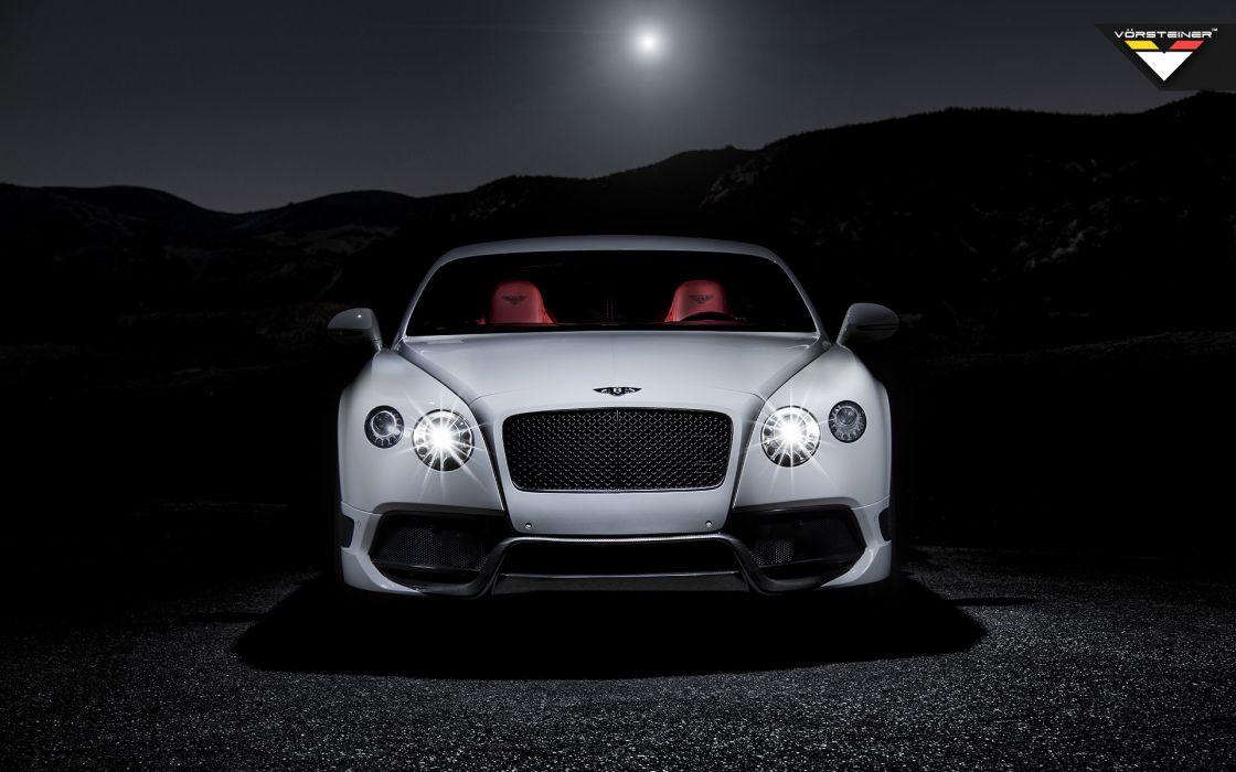 2013 Vorsteiner Bentley Continental GT BR10-RS luxury supercar tuning g-t   fs wallpaper