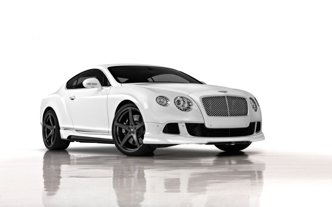2013 Vorsteiner Bentley Continental GT BR10-RS luxury supercar tuning g-t  r wallpaper