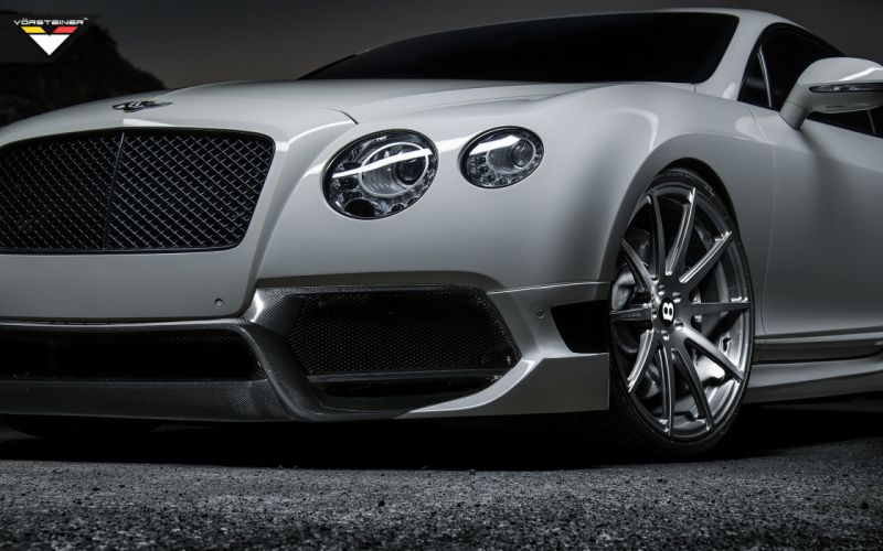 2013 Vorsteiner Bentley Continental GT BR10-RS luxury supercar tuning g-t wheel f wallpaper