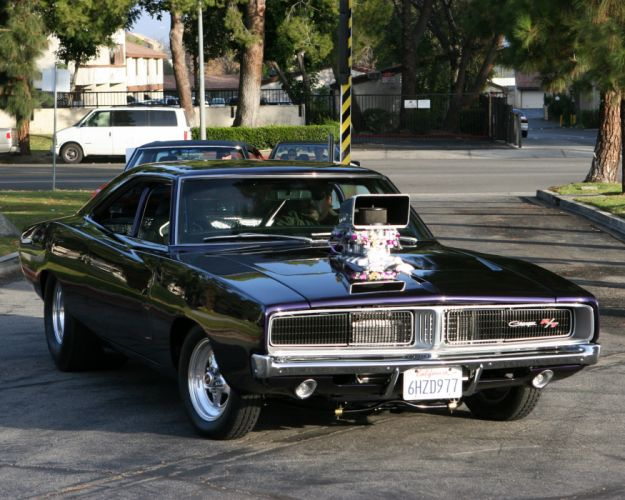 1969 Dodge Charger R/T wallpaper