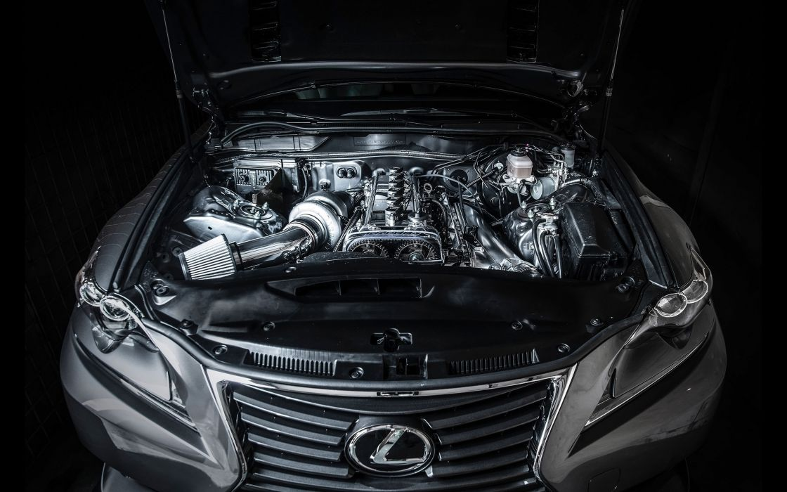 2014 Lexus IS 340 by Philip Chase tuning i-s engine      f wallpaper