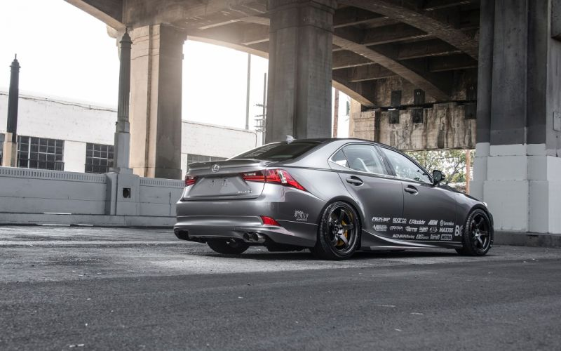 2014 Lexus IS 340 by Philip Chase tuning i-s d wallpaper