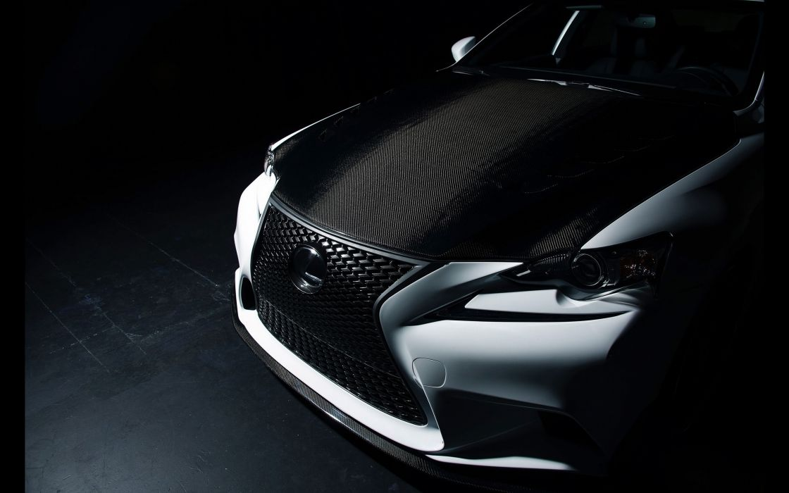 2014 Lexus IS 350 F Sport by Seibon-Carbon tuning i-s   r wallpaper