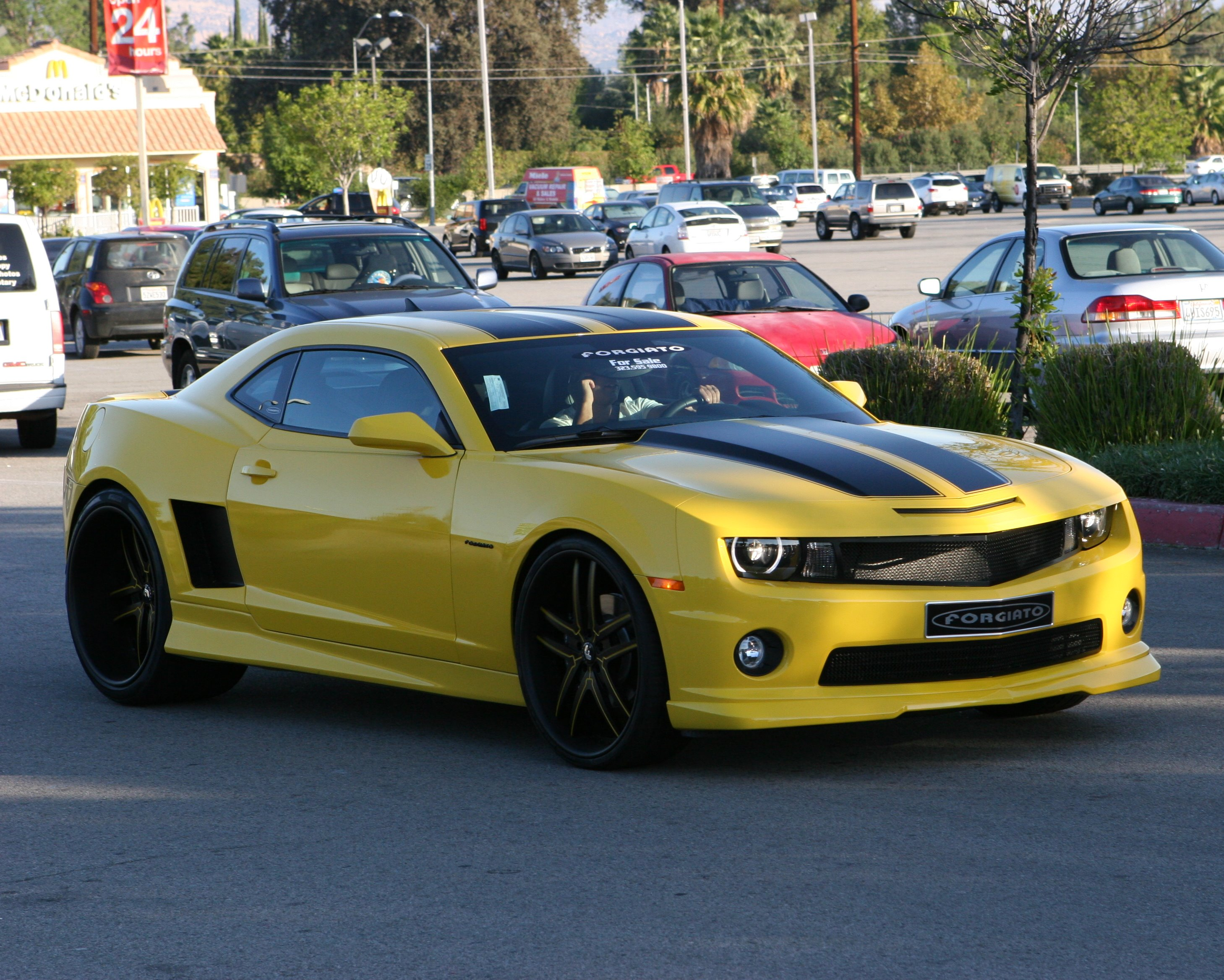 Auto Cars Chevy Camaro SS Free Wallpapers Auto Cars