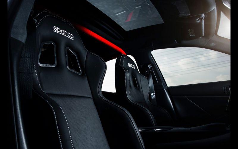 2014 Lexus IS AWD by Gordon Ting tuning i-s interior f wallpaper
