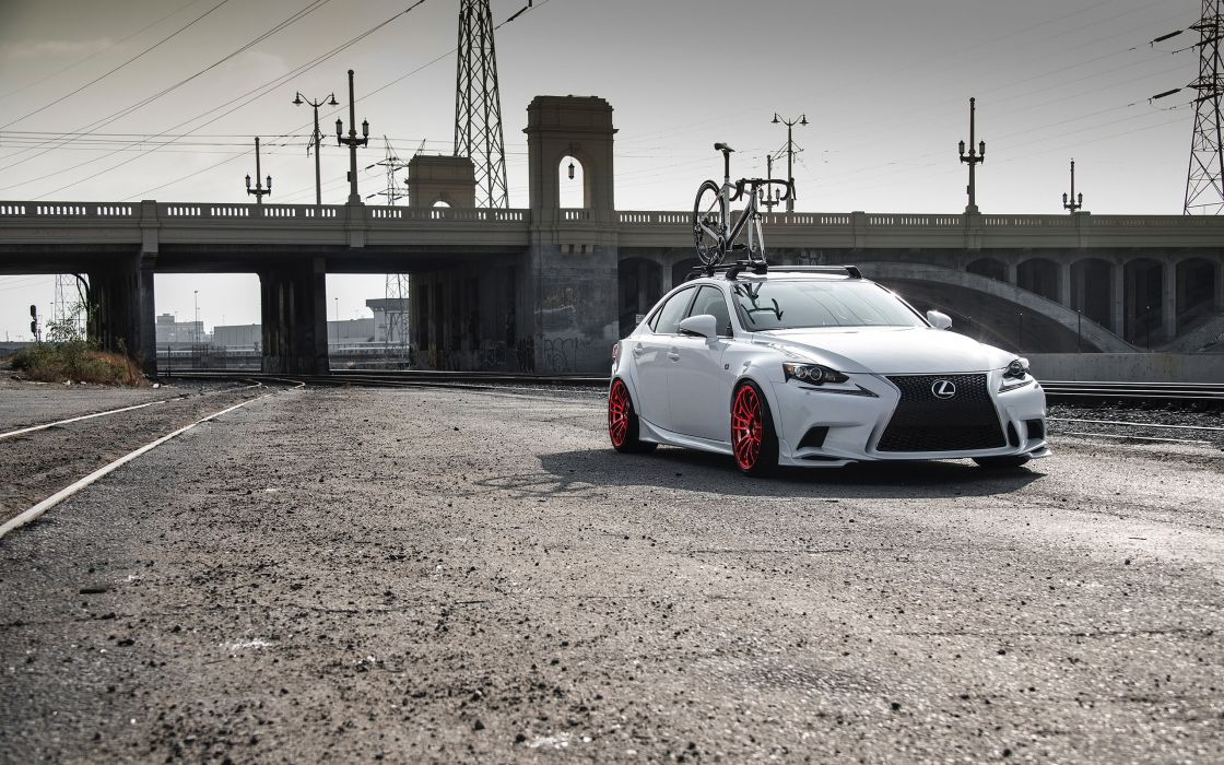 2014 Lexus IS AWD by Gordon Ting tuning i-s       f wallpaper