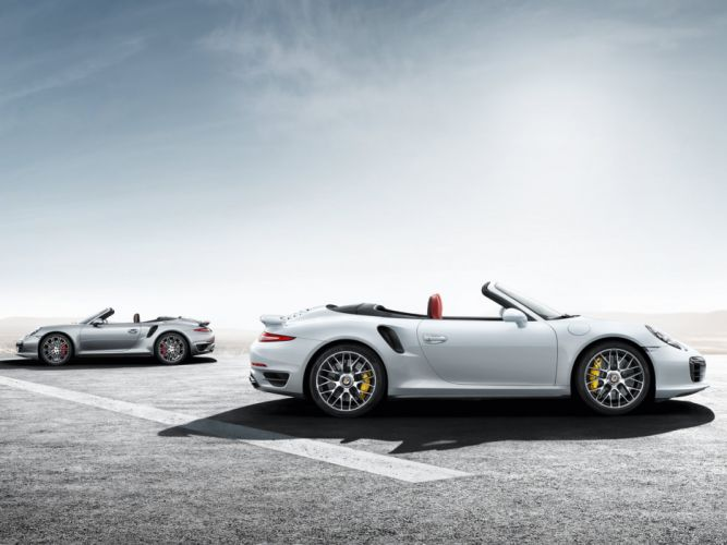 2014 Porsche 911 Turbo supercar f wallpaper