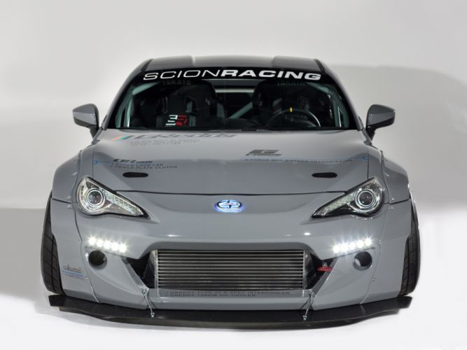 2014 Scion FR-S by GReddy race racing tuning d wallpaper