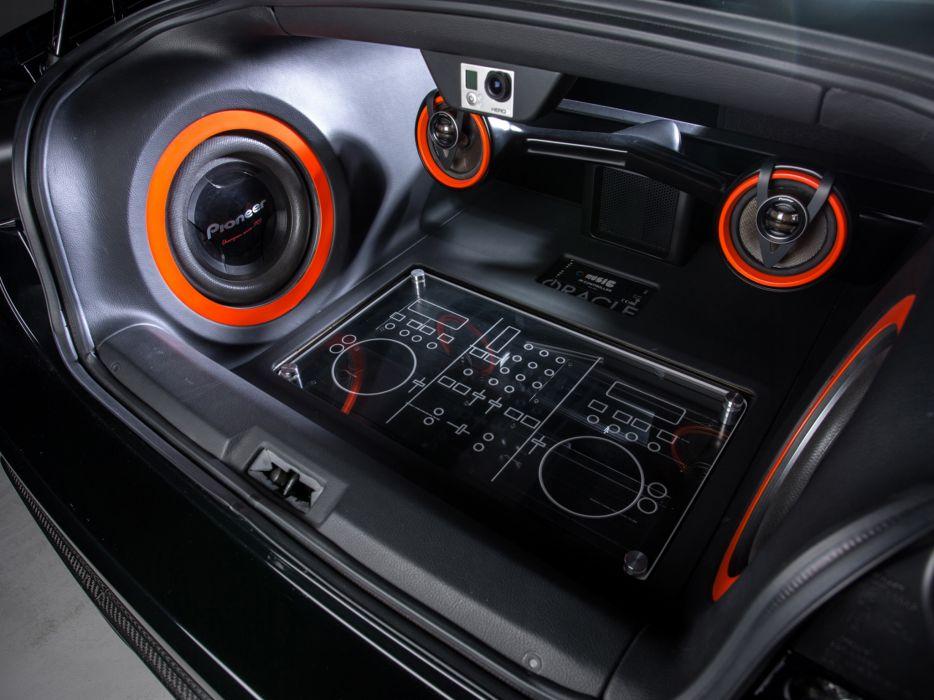 2014 Scion FR-S Steve Aoki Art Car tuning interior speaker f ...