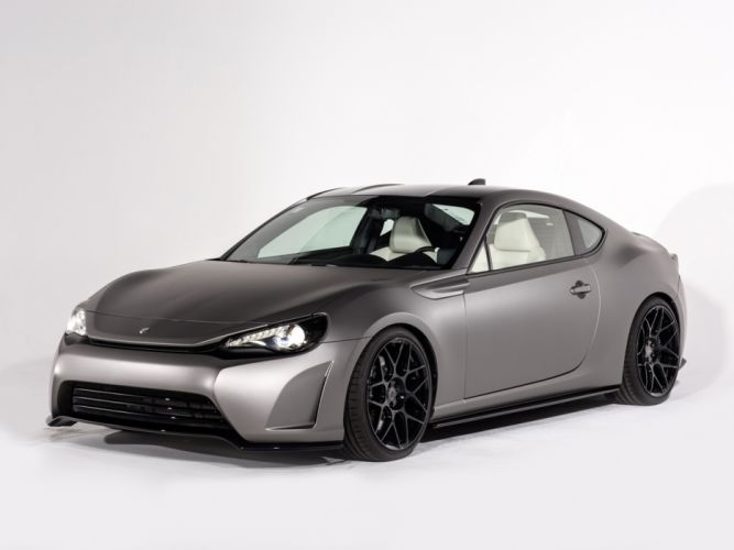 2014 Scion FR-S Urban GT Sport Coupe tuning g-t g wallpaper