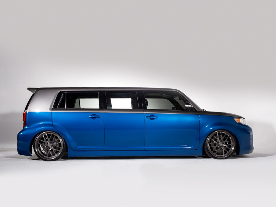 2014 Scion xB Strictly Business Cartel limousine tuning suv   e wallpaper