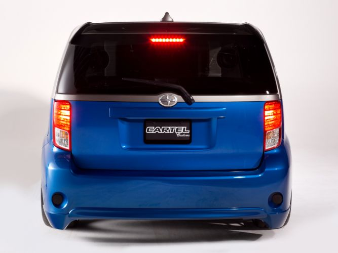 2014 Scion xB Strictly Business Cartel limousine tuning suv d wallpaper