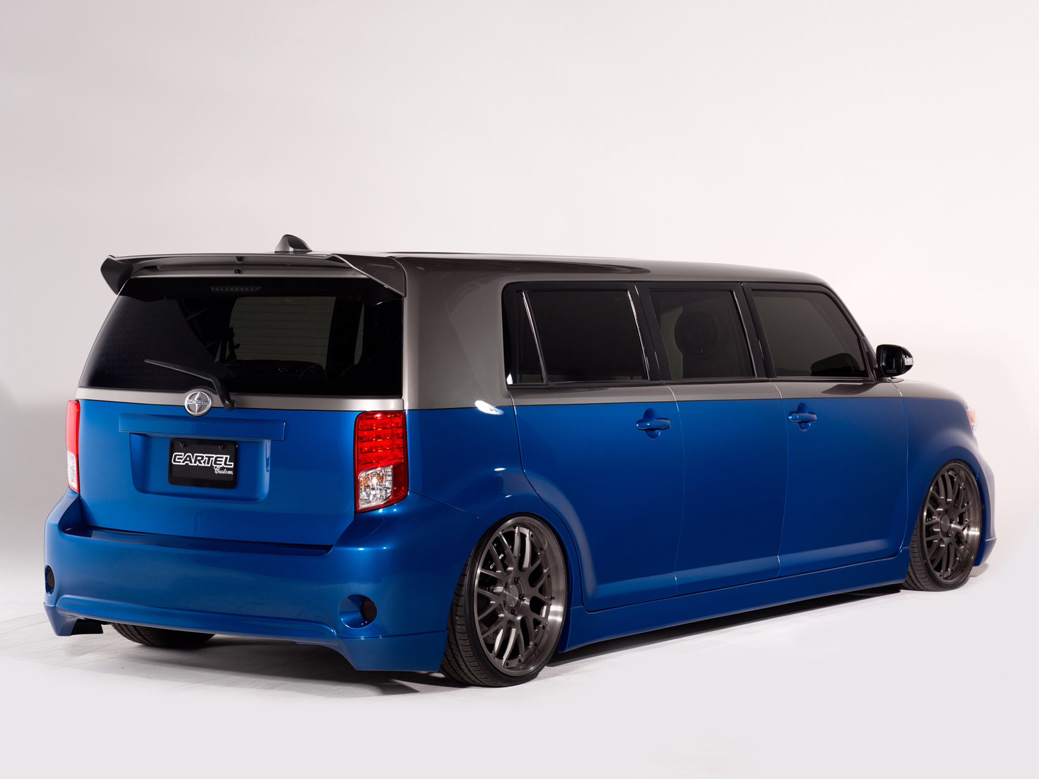 2014 scion xb strictly business cartel limousine tuning suv d wallpaper 2048x1536 168783. Black Bedroom Furniture Sets. Home Design Ideas