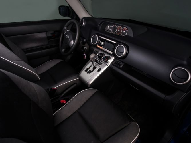 2014 Scion xB Strictly Business Cartel limousine tuning suv interior d wallpaper