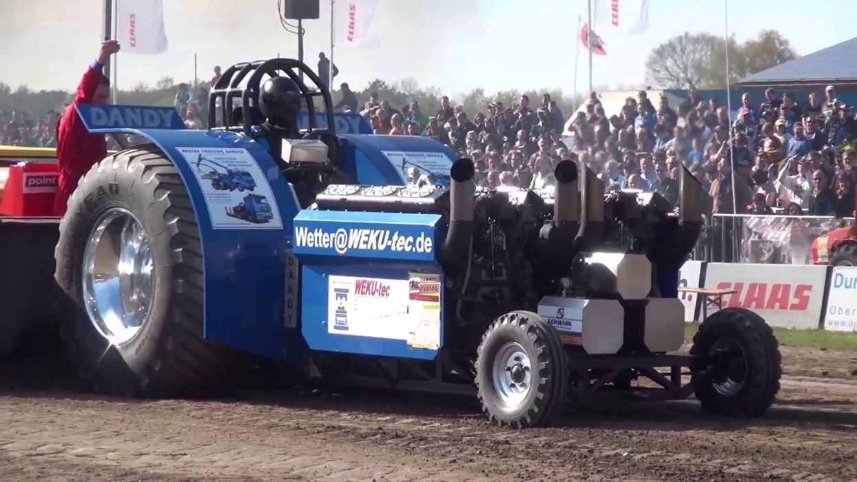 TRACTOR-PULLING race racing hot rod rods tractor   t wallpaper
