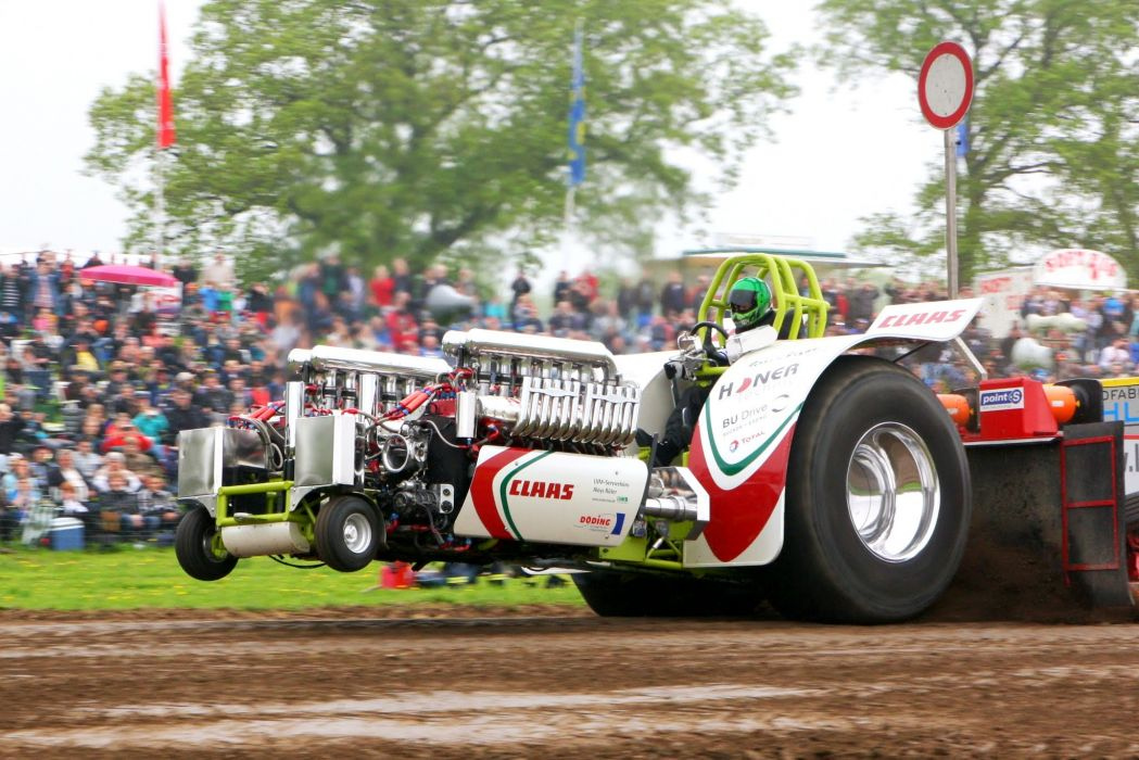 TRACTOR-PULLING race racing hot rod rods tractor gd_JPG wallpaper