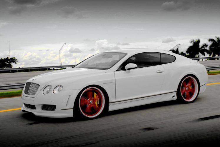Bentley on Custom Sevas wallpaper