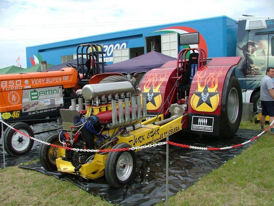 TRACTOR-PULLING race racing hot rod rods tractor engine   j_JPG wallpaper