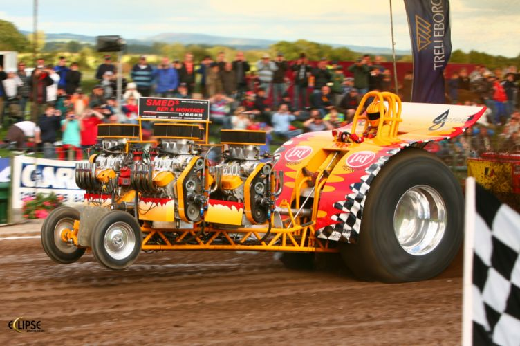 TRACTOR-PULLING race racing hot rod rods tractor engine y wallpaper