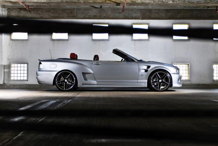Wide-Body BMW on Sevas Forged wallpaper