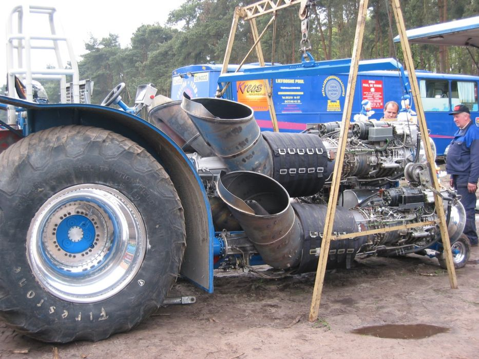 TRACTOR-PULLING race racing hot rod rods tractor engine jet      f wallpaper