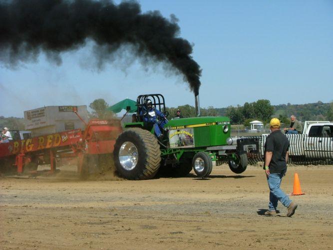 TRACTOR-PULLING race racing hot rod rods tractor john deere f wallpaper