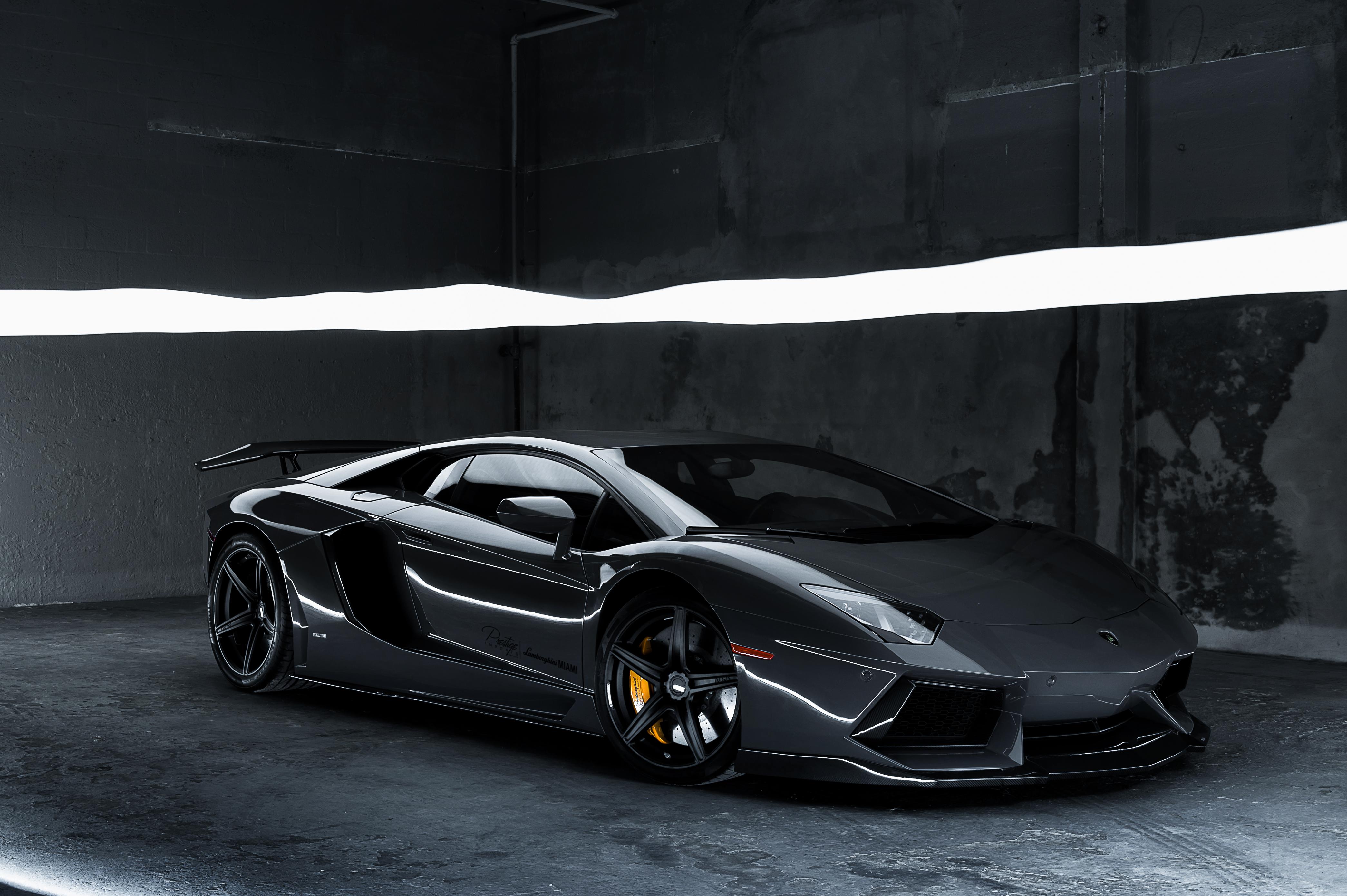 Adv1 Aventador Lamborghini Miami Wallpapers: ADV_1 Prestige Imports Lamborghini Aventador Wallpaper