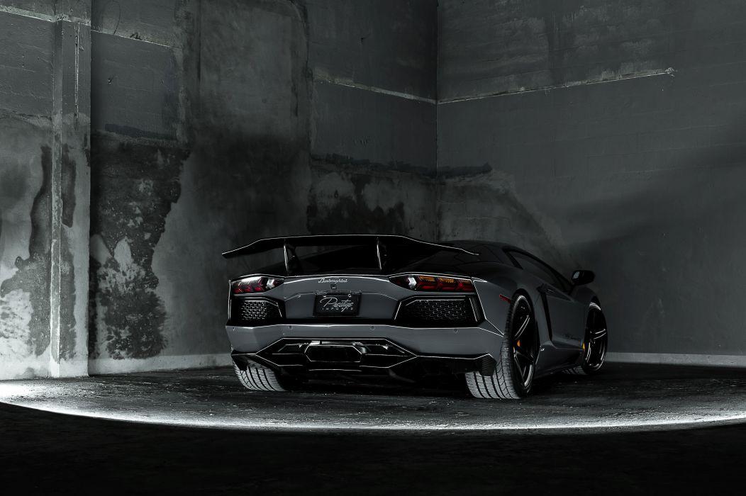 ADV_1 Prestige Imports Lamborghini Aventador  wallpaper