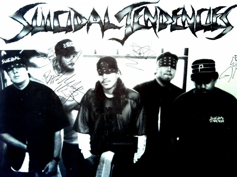 SUICIDAL TENDENCIES thrash metal heavy    t wallpaper