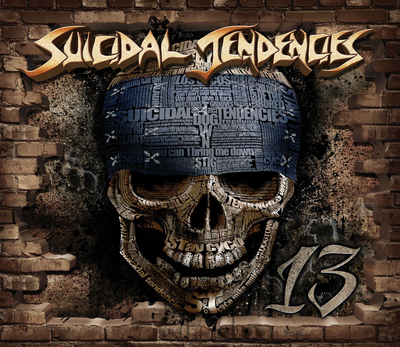 SUICIDAL TENDENCIES Thrash Metal Heavy Dark Skull Hi Wallpaper