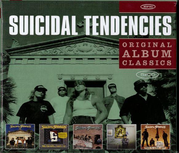 SUICIDAL TENDENCIES thrash metal heavy poster fs wallpaper